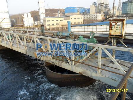 配套本钢厂污水处理设备刮泥机减速机